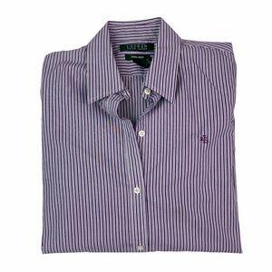 Ralph Lauren Shirt Non Iron Button Down Shirt Top